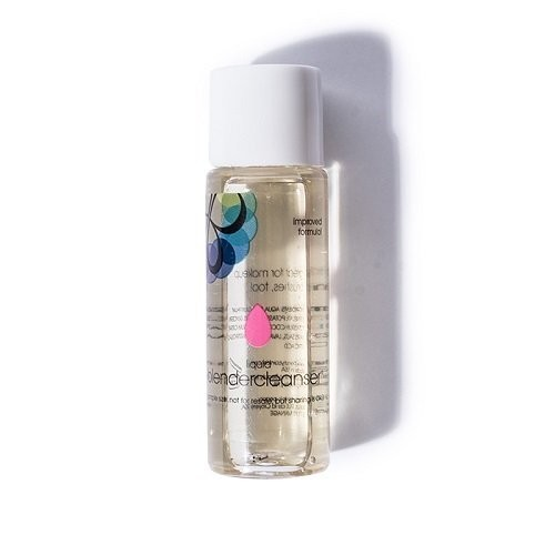 BeautyBlender ® blendercleanser® solid® chill swirl dekoratīvās kosmētikas sūklīšu un otiņu tīrītājs 147g