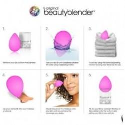 BeautyBlender ® chill sūklis dekoratīvās kosmētikas uzklāšanai (krāsa - chill)