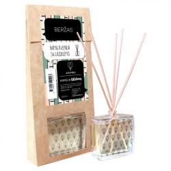 Aromika Kalėdų eglė mājas parfimērija ar nūjiņām (difuzors) telpu aromatizēšanai