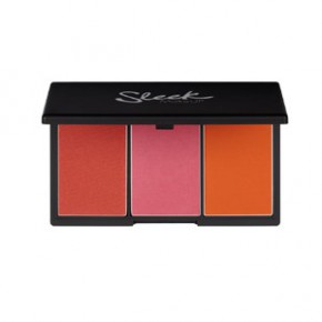 Sleek makeup Blush by 3 palette vaigu sārtums (krāsa - pumpkin) 20g