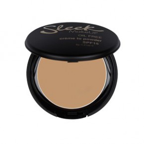 Sleek makeup Creme to powder foundation pūderis (krāsa - barley) 9g