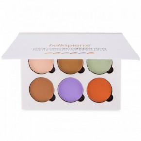 BellaPierre Color correcting concealer palette korektoru komplekts