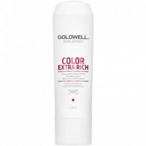 Goldwell Dualsenses color extra rich Kondicionieris krāsotiem matiem 200ml