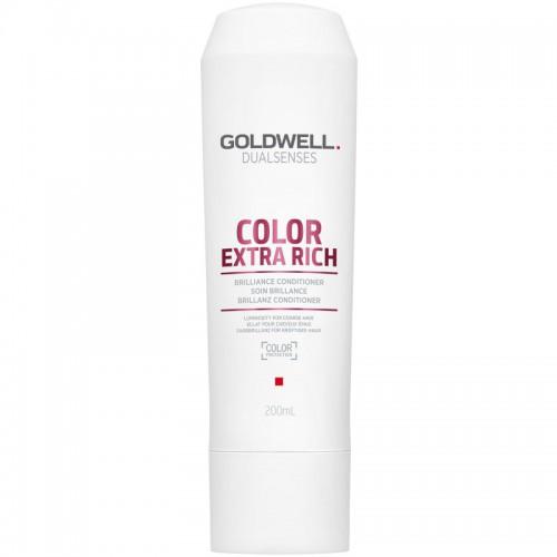 Goldwell Dualsenses color extra rich Kondicionieris krāsotiem matiem 200ml