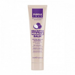 Purple tree Shea butter miracle daudzfunkcionāls ādas un lūpu balzāms 25ml