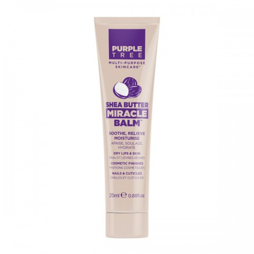 Purple tree Shea butter miracle daudzfunkcionāls ādas un lūpu balzāms 25ml