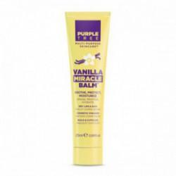 Purple tree Vanilla miracle daudzfunkcionāls ādas un lūpu balzāms 25ml
