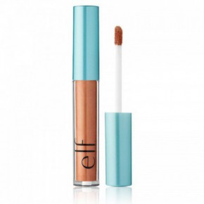 E.l.f. Aqua beauty molten liquid eyeshadow šķidrās acu ēnas (krāsa - brushed copper)
