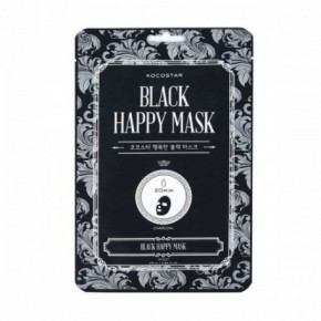 Kocostar Black happy mask maska 25ml