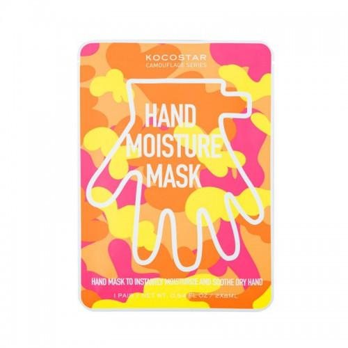 Kocostar Camouflage hand moisture mask maska rokām 2x8ml