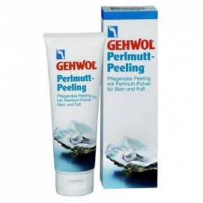 Gehwol Mother of pearl scrub pīlings sausai un normālai kāju un pēdu ādai 125ml