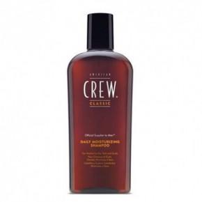 American crew Classic daily moisturizing vīriešu šampūns ikdienas lietošanai 250ml