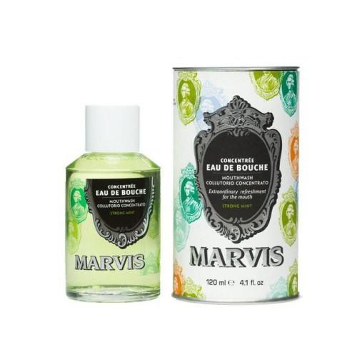 MARVIS Mouth wash mutes skalojamais līdzeklis koncentrāts ar piparmētru garšu 120ml