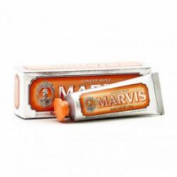 MARVIS Ginger mint zobu pasta ar piparmētras un ingvera garšu