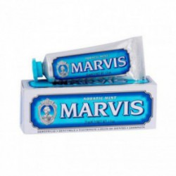 MARVIS Aquatic mint zobu pasta ar jūras svaigumu un piparmētras garšu