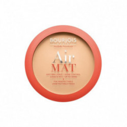 Bourjois Air Mat Powder Kompaktais pūderis 10g02 Light Beige10g03 Apricot Beige10g05 Caramel10g04 Light Bronze