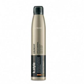 Lakme K.Style Crunchy Stipras, elastīgas fiksācijas matu laka 300ml
