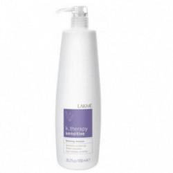 Lakme K.Therapy Sensitive Šampūns jūtīgai galvas ādai 1000ml