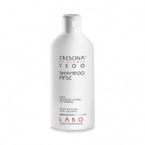 Crescina Re-Growth HFSC 1300 Man Shampoo Matu augšanas šampūns vīriešiem 200ml