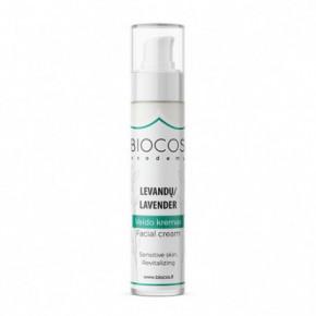 BIOCOS academy Lavender Facial Cream Lavandas krēms jutīgai ādai 30ml
