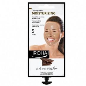 IROHA Moisturizing Mitrinoša sejas maska ar kakao 25ml
