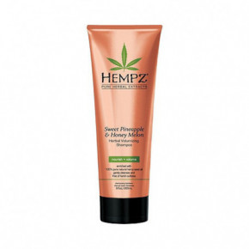Hempz Sweet Pineapple & Honey Melon Shampoo Šampūns matu apjomam 265ml