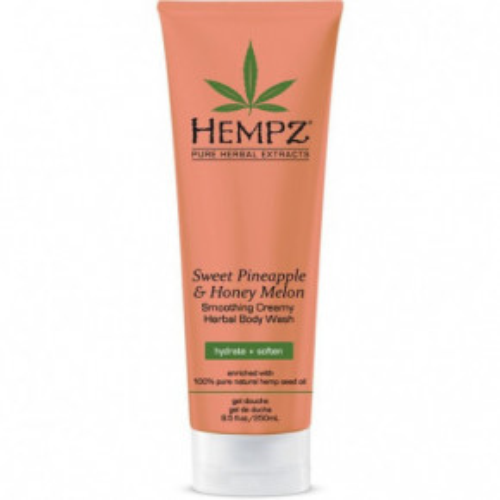 Hempz Sweet Pineapple & Honey Melon Herbal Body Ķermeņa mazgāšanās līdzeklis 250ml