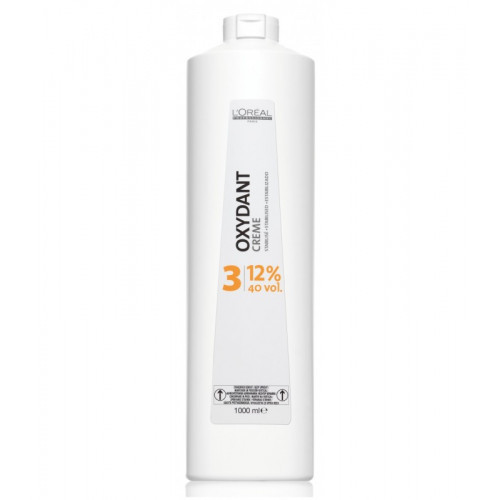 L'Oréal Professionnel Oxydant Creme Stabilised Cream Developer Oksidējoša emulsija 1000ml