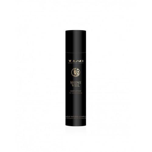 T-LAB Professional Shine Veil Hair Spray Izsmidzināms matu spīdums 150ml