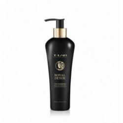 T-LAB Professional Royal Detox Shampoo Šampūns karaliskam matu gludumam un absolūtai detoksikācijai 300ml750ml