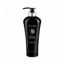 T-LAB Professional Royal Detox Conditioner Kondicionieris matu gludumam un absolūtai detoksikācijai 750ml