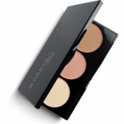 Paese Contouring makeup palete Universāla sejas konturēšanas palette #100