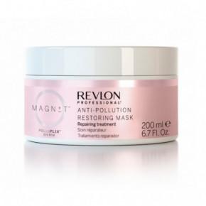 Revlon Professional Magnet Anti-Pollution Restoring Mask Maska aizsardzībai pret vides piesārņojumu un matu atjaunošanai 200ml
