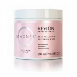 Revlon Professional Magnet Anti-Pollution Restoring Mask Maska aizsardzībai pret vides piesārņojumu un matu atjaunošanai 500ml