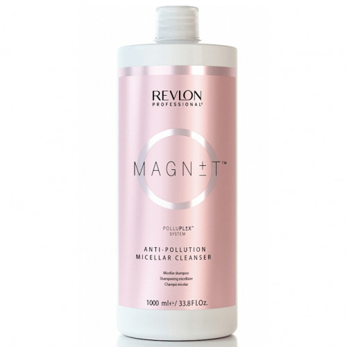 Revlon Professional Magnet Anti-Pollution Micellar Cleanser Micelārais šampūns 250ml