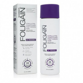 Foligain Hair Regrowth Conditioner Matu augšanu stimulējošs kondicioniers ar 2% Trioksidilu 236ml