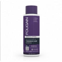 Foligain Hair Regrowth Shampoo Matu augšanu stimulējošs šampūns ar 2% Trioksidilu 473ml