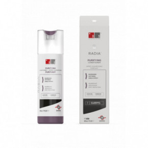 DS Laboratories Radia Clarifying Softening Conditioner Attīrošs, mīkstinošs kondicionieris 205ml