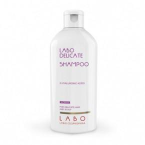 Crescina Labo Delicate Shampoo Speciāls šampūns jutīgiem matiem un galvas ādai, Sievietēm 200ml