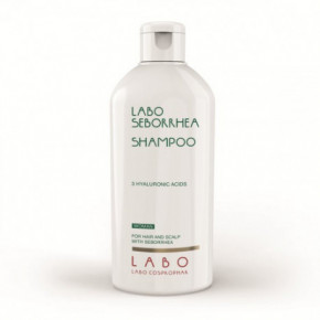 Crescina Labo Seborrhea Shampoo Speciāls šampūns seborejas bojātiem matiem un galvas ādai, Sievietēm 200ml