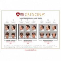 Crescina Transdermic Technology Complete Treatment 500 Man Ampulu komplekss vīriešiem
