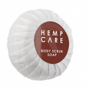 Hemp Care Body Scrub Soap Kermeņa pīlinga ziepes 100g