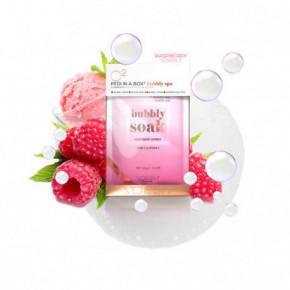 VOESH Pedi In A Box 4in1 Bubbly Spa Raspberry Sorbet Pēdu ārstēšana Set