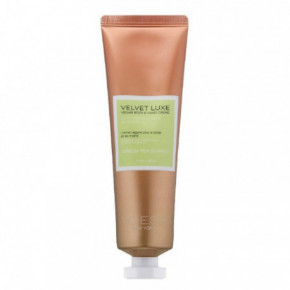 VOESH Velvet Luxe Green Tea Supple Vegan Body&Hand Cream Krēms ķermenim-rokām 85g