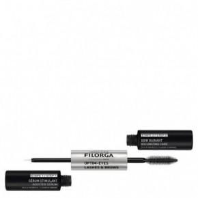 Filorga OPTIM-EYES LASHES & BROWS Skropstu un uzacu augšanu veicinošs serums 2x6.5g