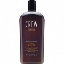 American crew Shampoo šampūns ikdienas lietošanai 1000ml
