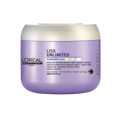 L'oréal professionnel Liss unlimited maska 250ml