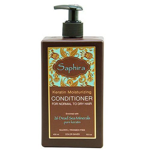Saphira Keratin moisturizing mitrinošs matu kondicionieris 250ml