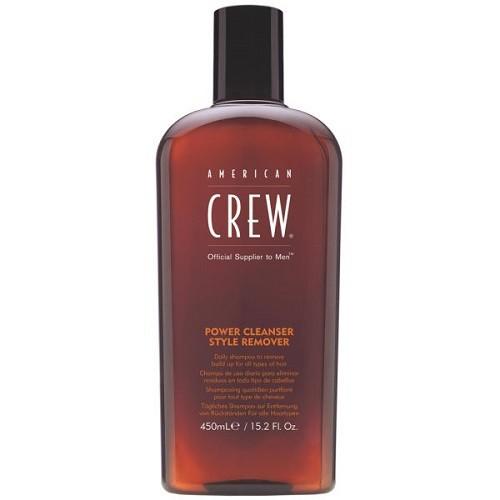 American crew Power cleanser style remover attīrošs šampūns 250ml