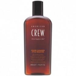 American crew Power cleanser style remover attīrošs šampūns 450ml